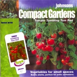 Tomat - Tumbling Tom Red - Johnsons seeds