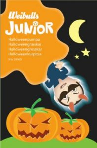 Junior Halloweenpumpa - Connecticut Field - Weibulls fröer