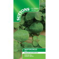 Cress Watercress Aqua-0