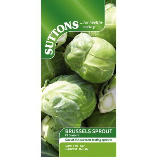 Brussels Sprouts Content F1-0