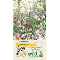 Vild blomma ´Wild Flower All Seasons Mix - Suttons Seeds-6771