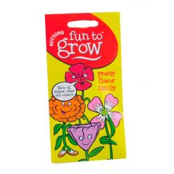 Fun To Grow - The Flower Family-0