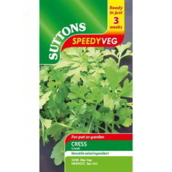 Cress Speedy Veg Cress Greek-0