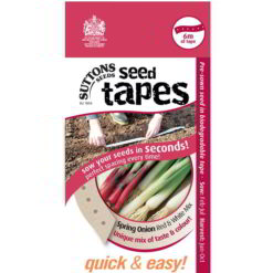 Onion Spring Onion Red & White Mix Tape-0
