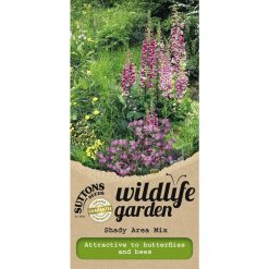 Wildlife Seeds - Shady Area Mix-Suttons Seeds-6867
