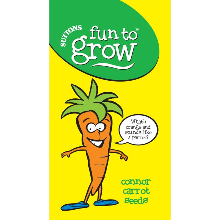 Morot ´Connor Carrot`-Suttons Seeds