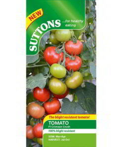 Tomato Crimson Crush F1-0
