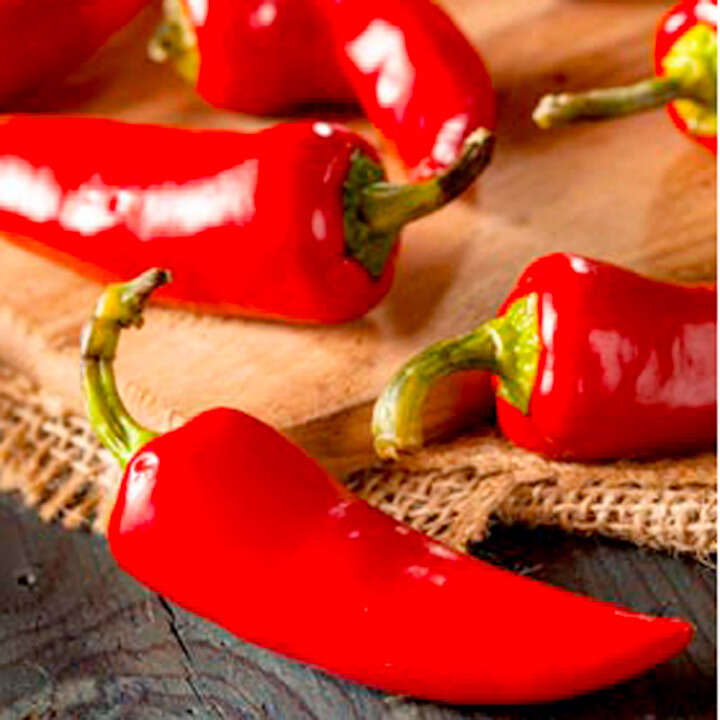"Chili (Pepper Chilli Seeds ) "" Fresno Supreme"" - Sutton Seeds"