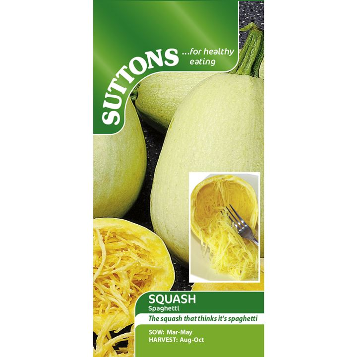 Squash ´Vegetable Spaghetti´- Sutton Seeds