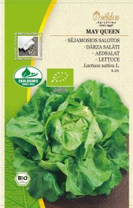 "Sallad ""MAY QUEEN"" - SEKLOS-0"