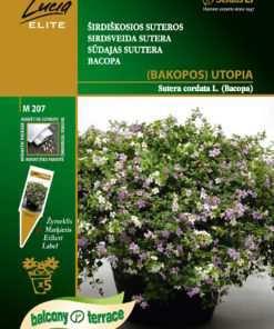 "BACOPA MIX ""UTOPIA"" (white, purple) - SEKLOS-0"
