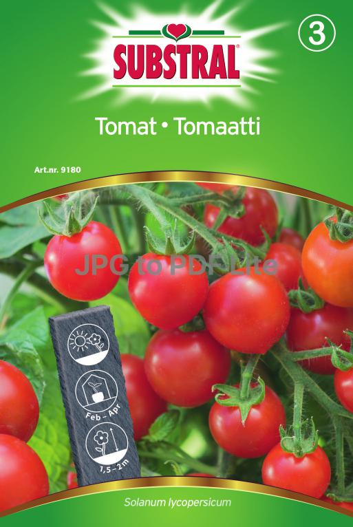 Tomat - Substral-0