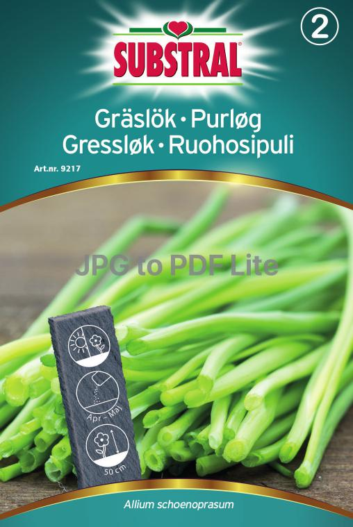Gräslök - Substral-0