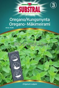 Oregano/Kungsmynta - Substral-0