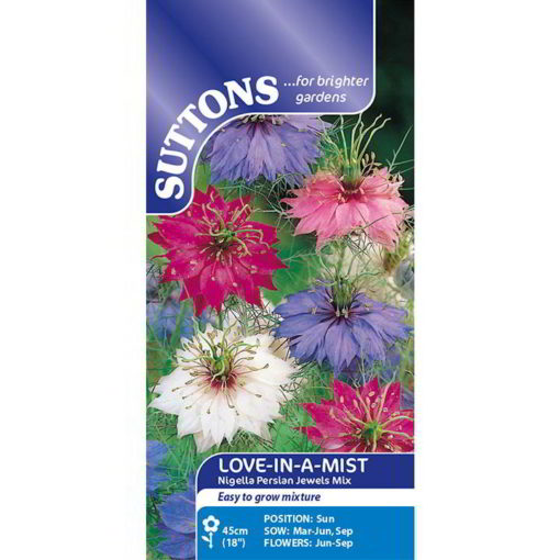 Love-In-A-Mist Nigella Persian Jewels-0