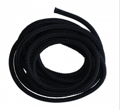 LA SIESTA® Extension Rope Black - Rep i polyester-0